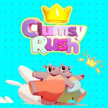 Clumsy Rush 滑稽駆けっこ
