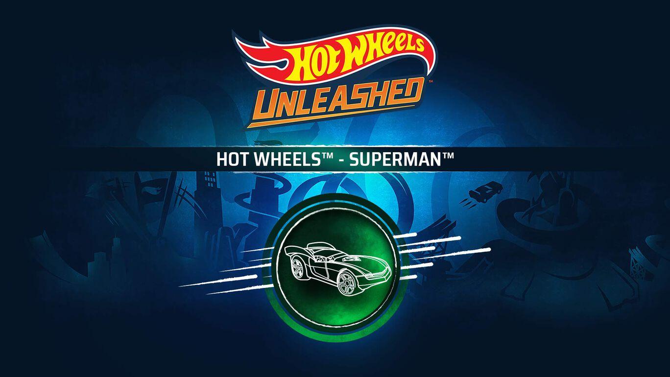 HOT WHEELS™ - Superman