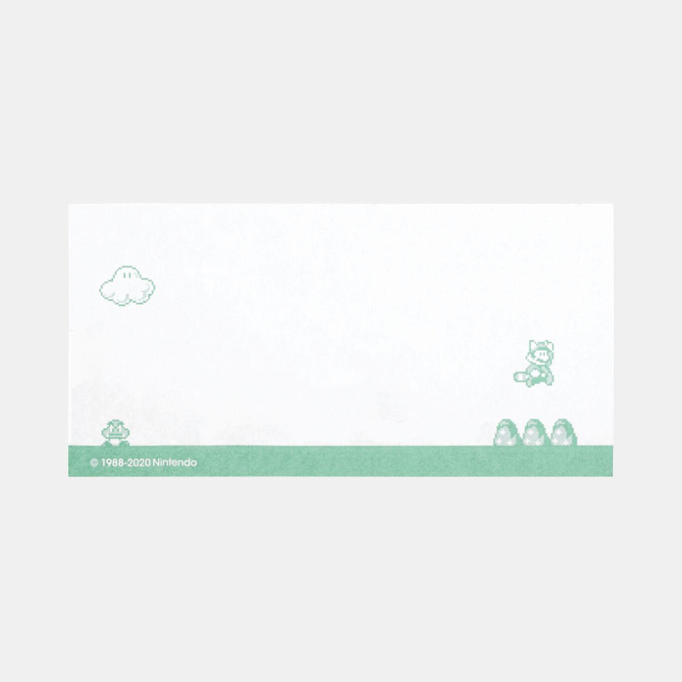 カセット型ケース付きメモ スーパーマリオブラザーズ3【Nintendo TOKYO取り扱い商品】