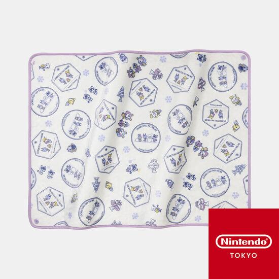 【新商品】3WAYブランケット どうぶつの森【Nintendo TOKYO取り扱い商品】