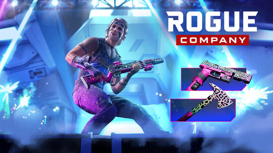 Rogue Company: パワーバラードパック