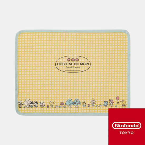ランチョンマット どうぶつの森 B【Nintendo TOKYO取り扱い商品】
