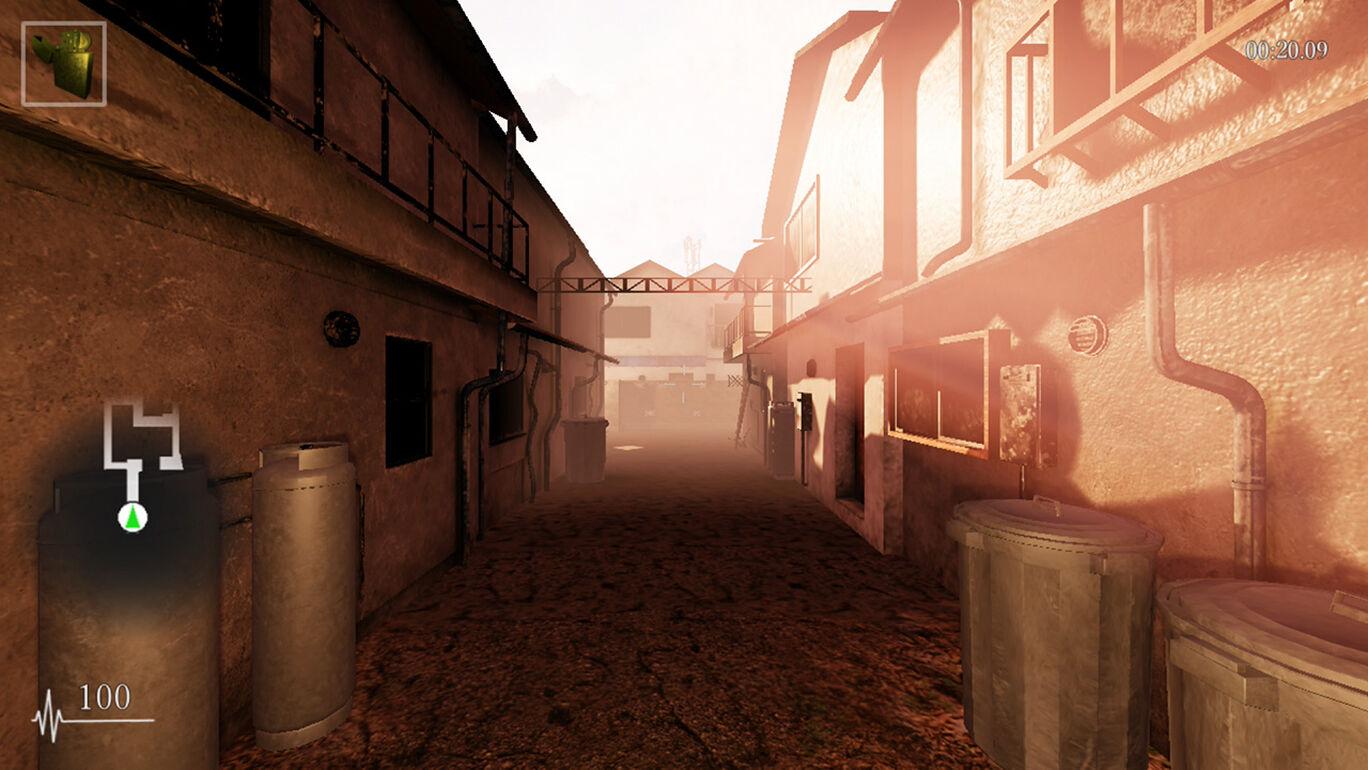 シャドーコリドー 影の回廊