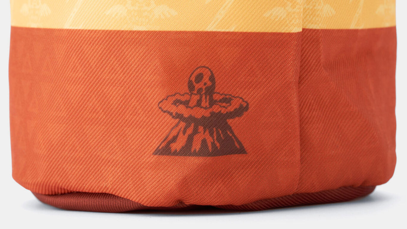ゼルダの伝説 夢をみる島 丸底巾着袋