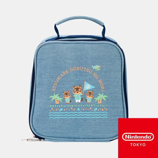 保冷ポーチ あつまれ どうぶつの森【Nintendo TOKYO取り扱い商品】