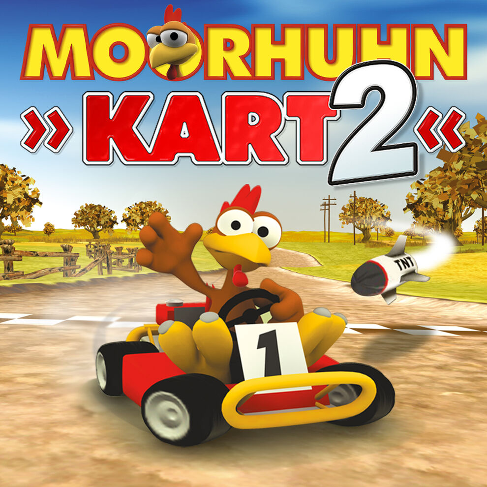 Moorhuhn Kart 2 モーアフーン カート 2
