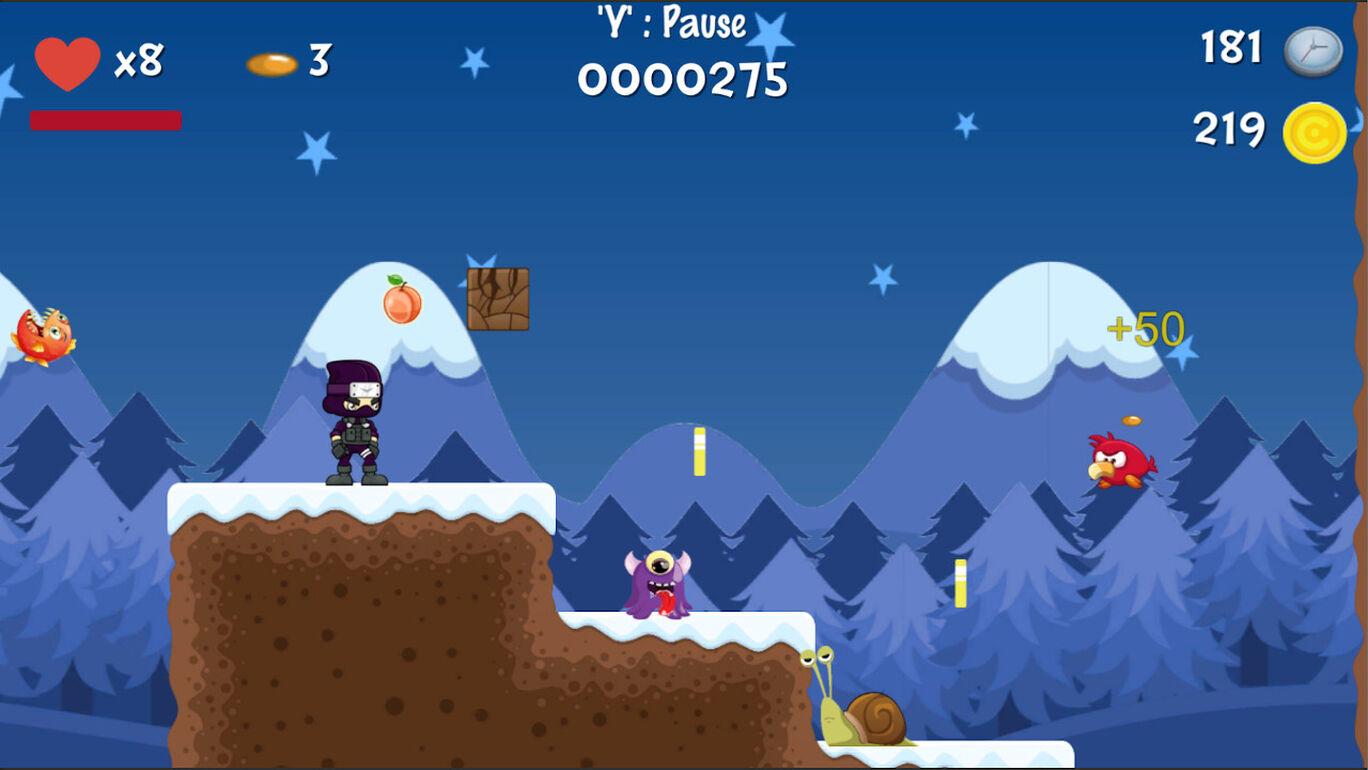 Ninja Epic Adventure (ニンジャー・エピック・アドベンチャー)