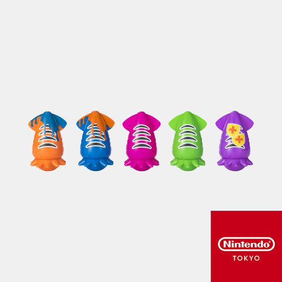 【単品】プチイカバンカーコレクション  INK YOU UP【Nintendo TOKYO取り扱い商品】