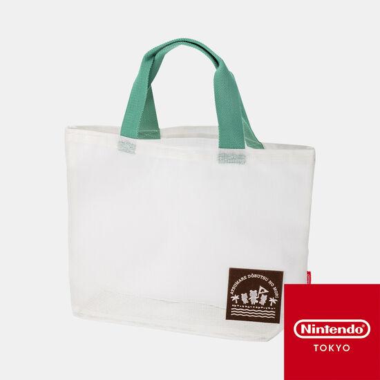 トートバッグ あつまれ どうぶつの森【Nintendo TOKYO取り扱い商品】