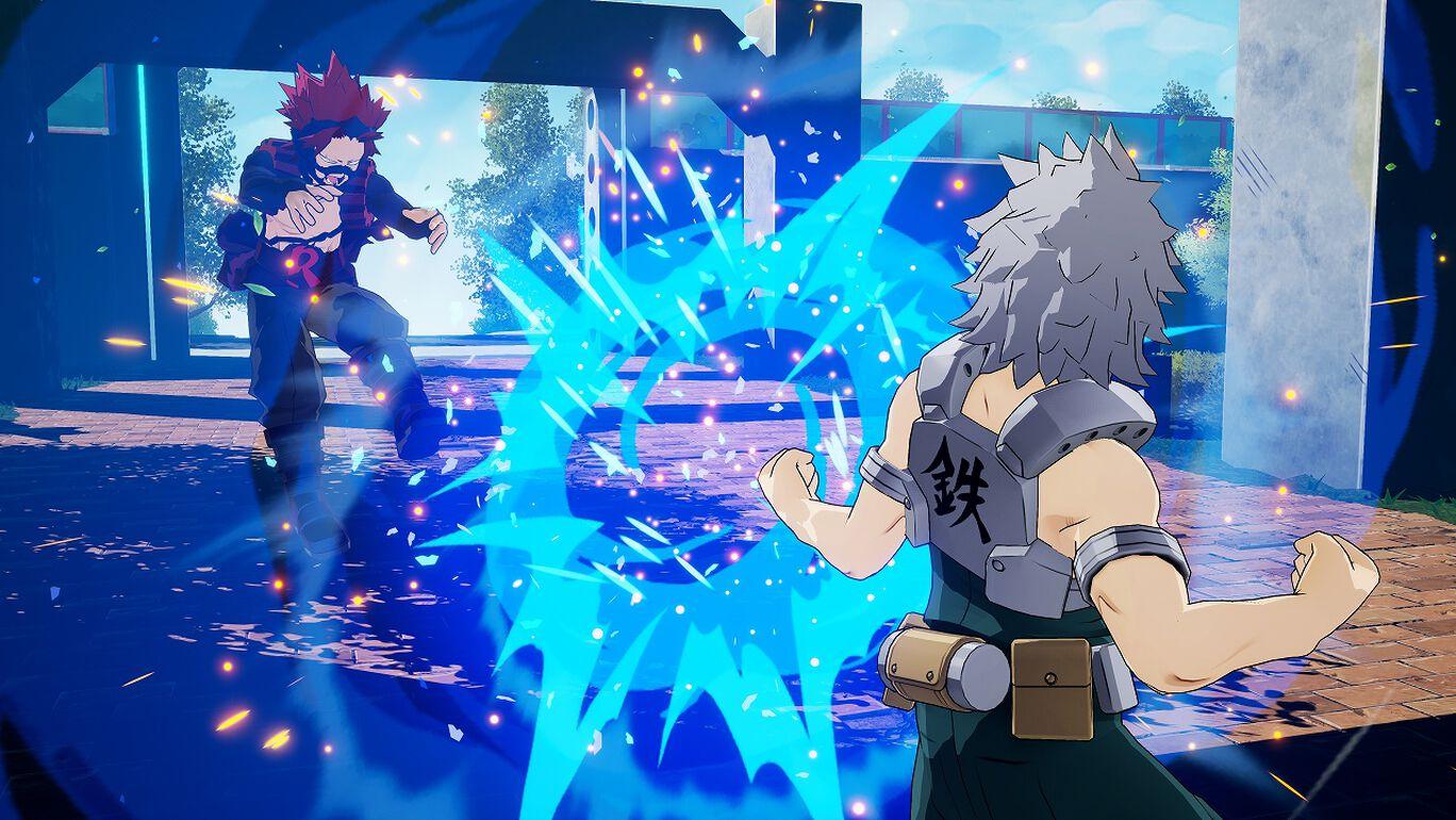 僕のヒーローアカデミア One's Justice2:プレイアブルキャラクター「鉄哲徹鐵」