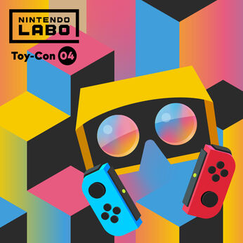 Nintendo Labo Toy-Con 04: VR Kit(VRキット)