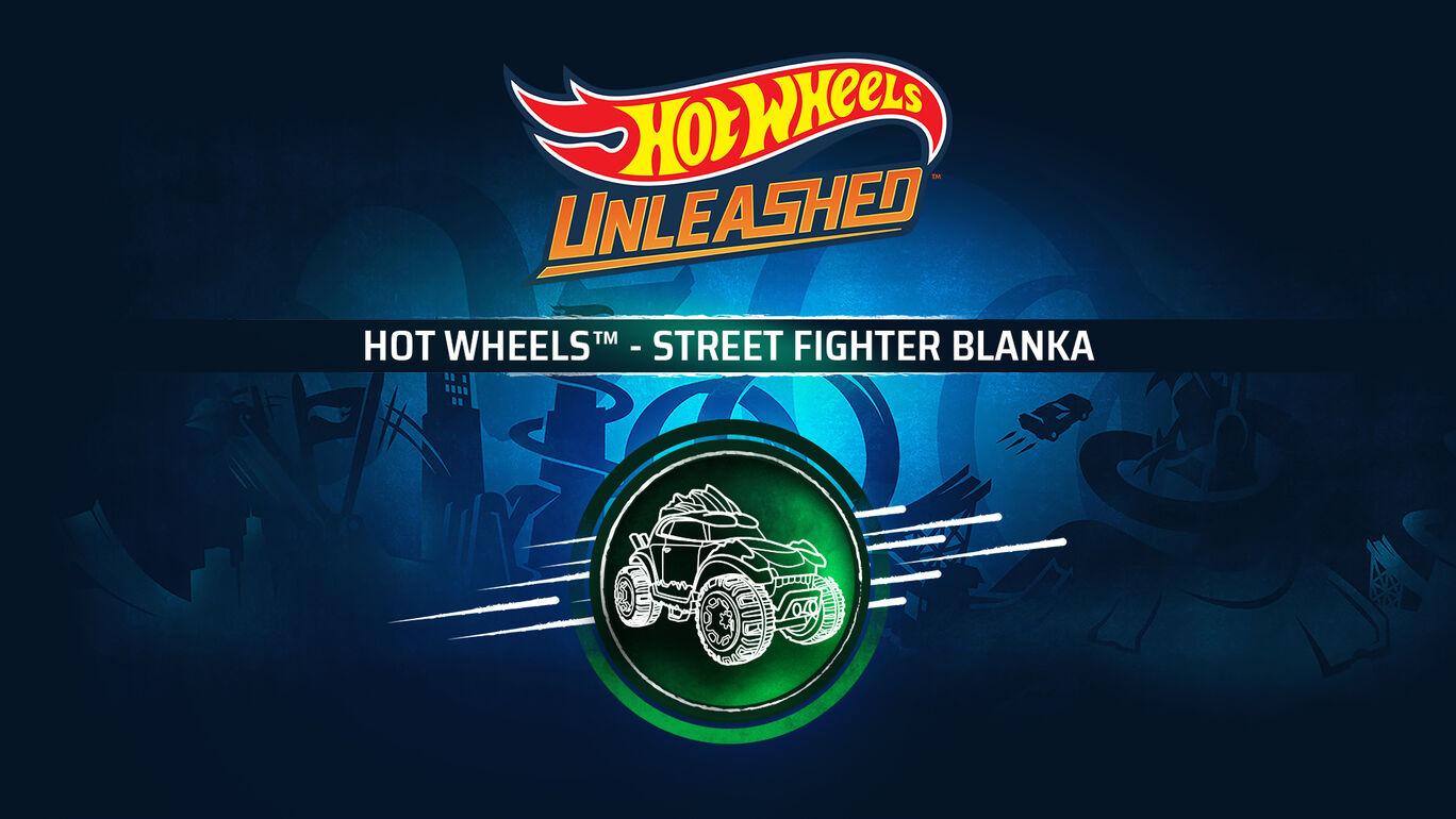 HOT WHEELS™ - Street Fighter Blanka