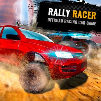 ラリーレーサー:オフロードレーシングカーゲーム
