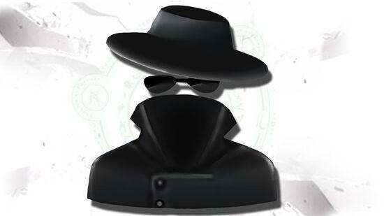 AeternoBlade - Agent Costume (エージェントコスチューム)