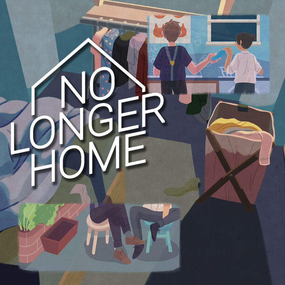 No Longer Home(ノーロンガーホーム)