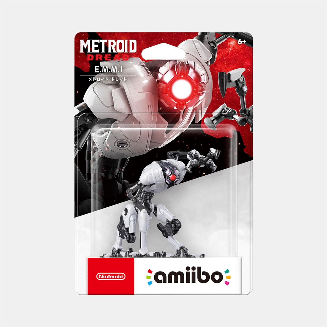 amiibo E.M.M.I.【メトロイド ドレッド】(メトロイドシリーズ)