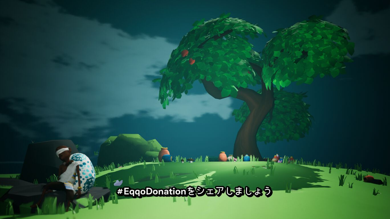 #EqqoDonation
