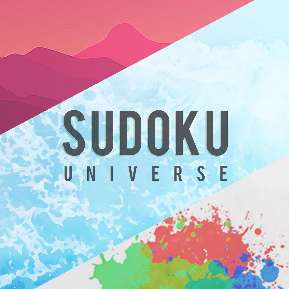 SUDOKU UNIVERSE(スウドク ユニバース)