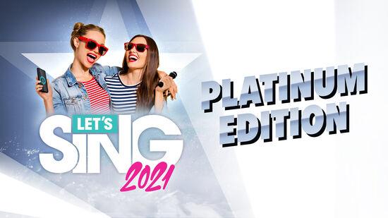 レッツシング2021 - Platinum Edition