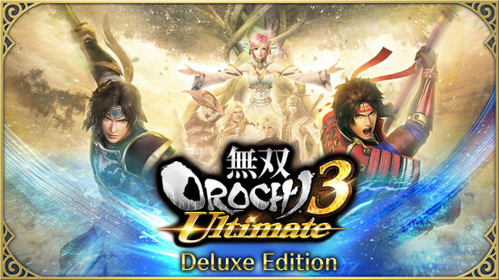 無双OROCHI3 Ultimate Deluxe Edition