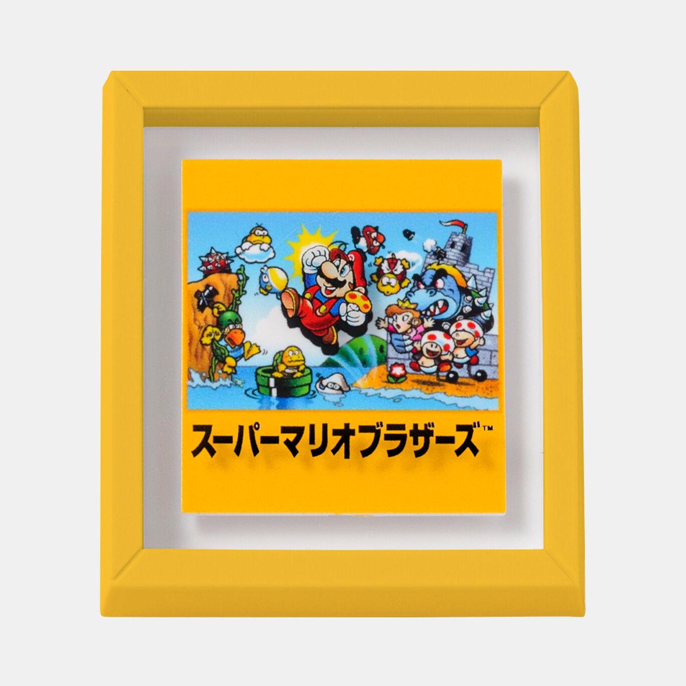【BOX商品】マグネットコレクション スーパーマリオ【Nintendo TOKYO取り扱い商品】