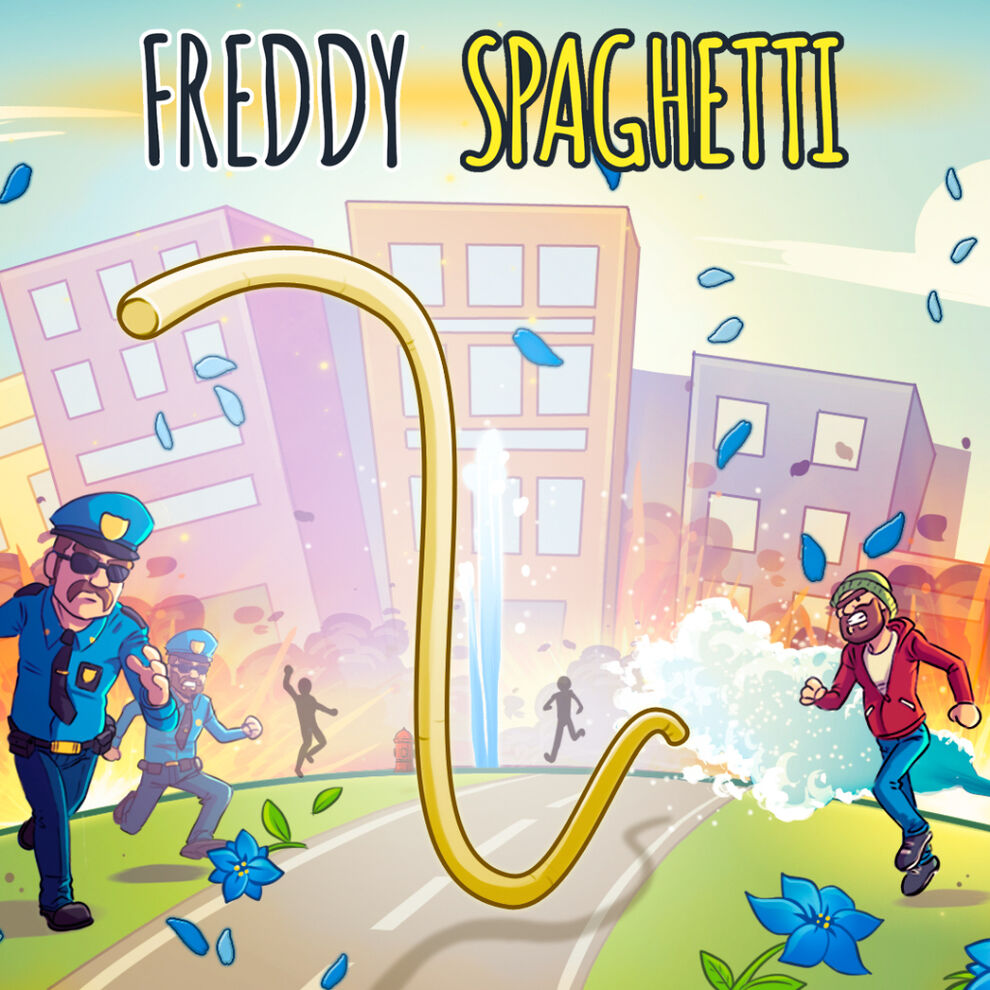 フレディ スパゲッティ