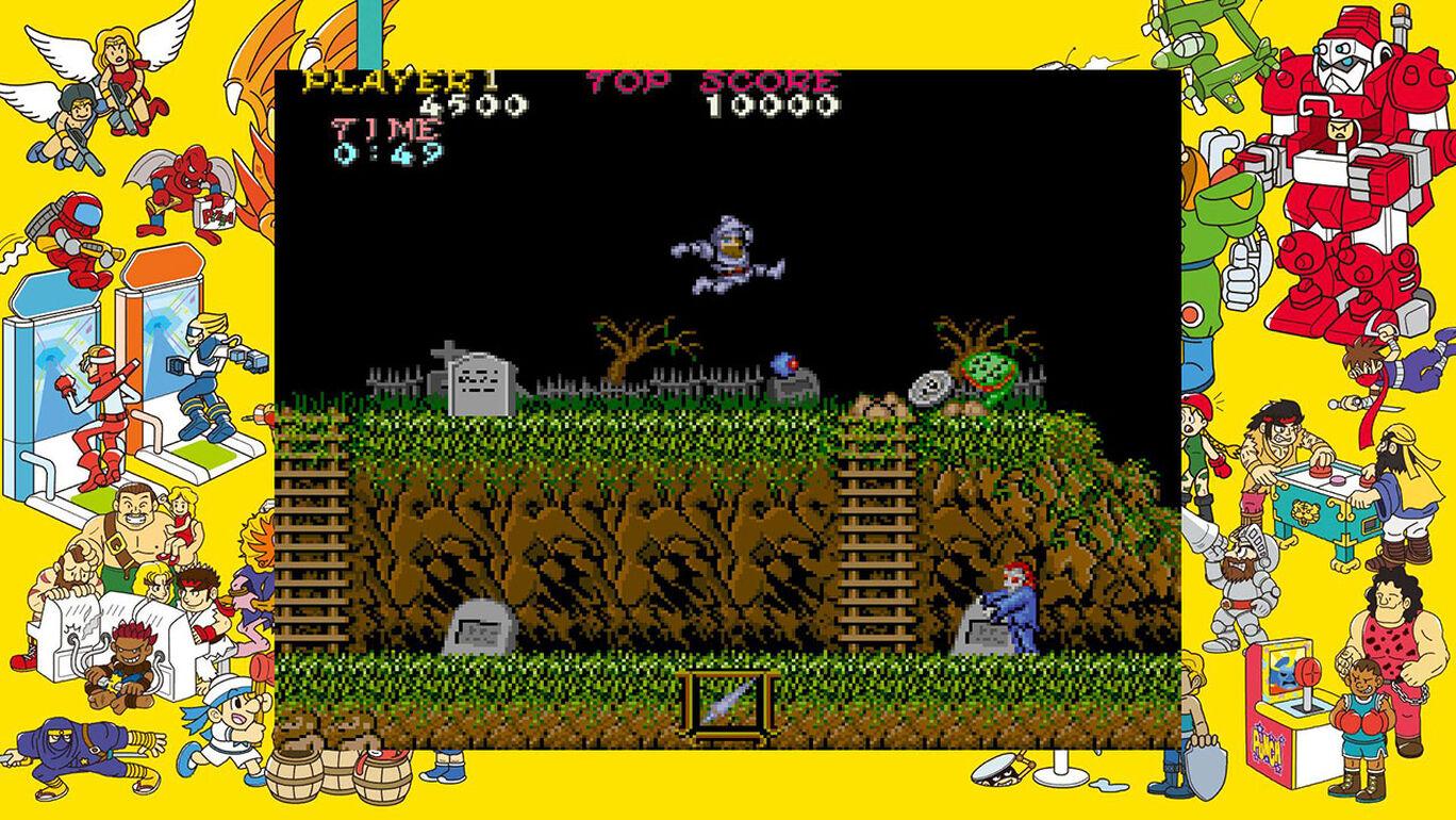 Capcom Arcade Stadium:魔界村