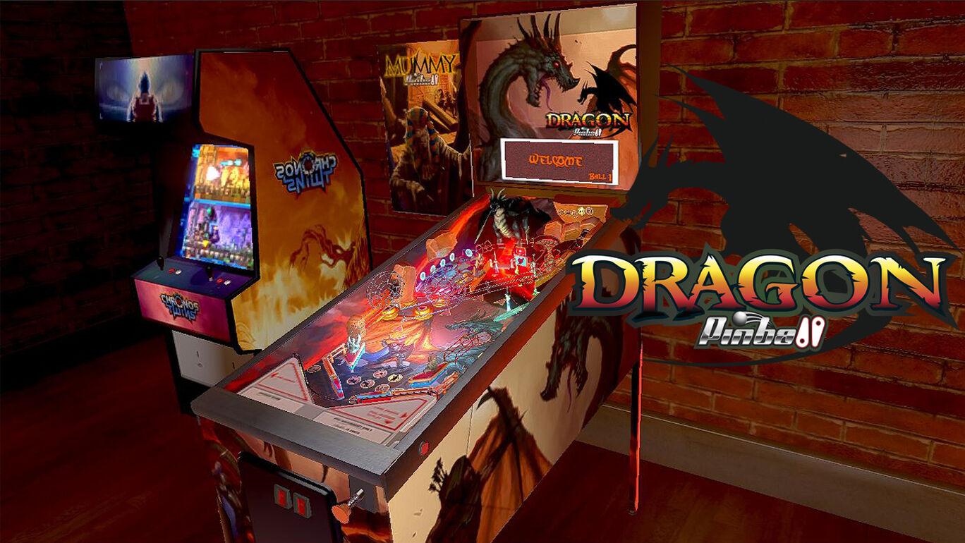 ドラゴンピンボール