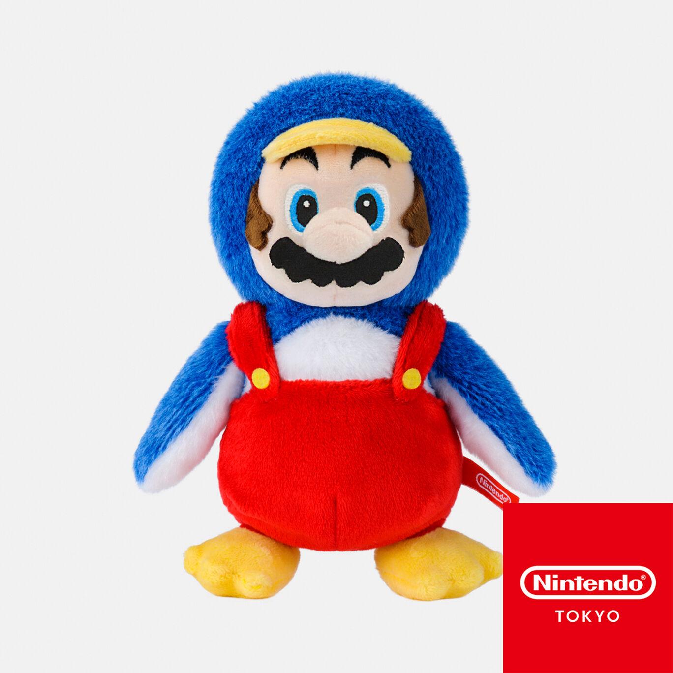 マスコット スーパーマリオ パワーアップ D【Nintendo TOKYO取り扱い商品】