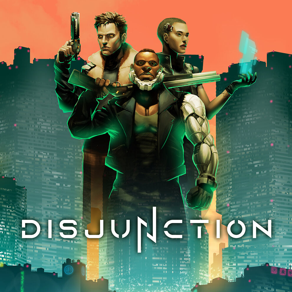 Disjunction - ディスジャンクション