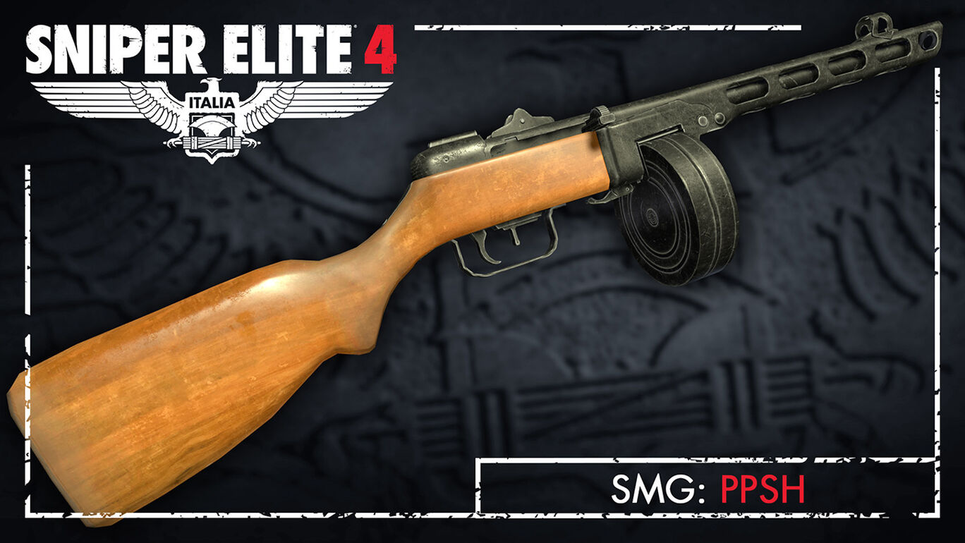 Sniper Elite 4 - Cold Warfare Winter Expansion Pack