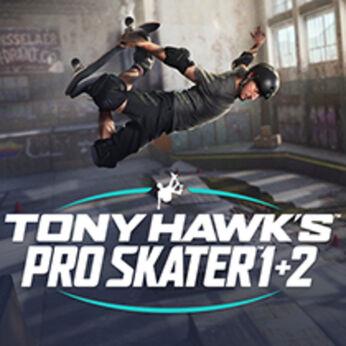 トニー・ホーク™ プロ・スケーター™ 1 + 2