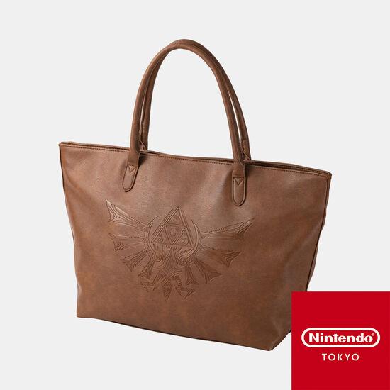 トートバッグ ゼルダの伝説【Nintendo TOKYO取り扱い商品】