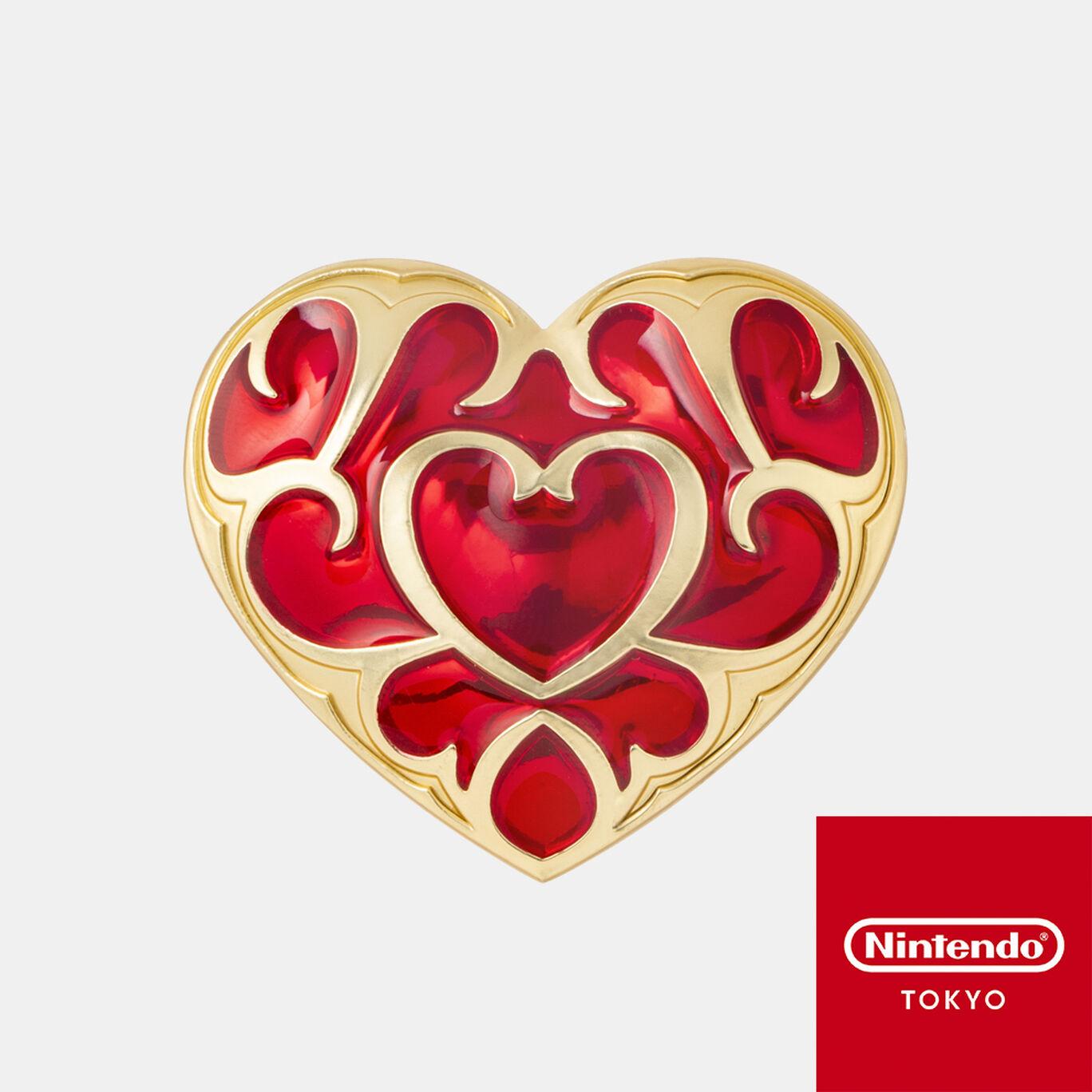 ピンズ ゼルダの伝説 C【Nintendo TOKYO取り扱い商品】