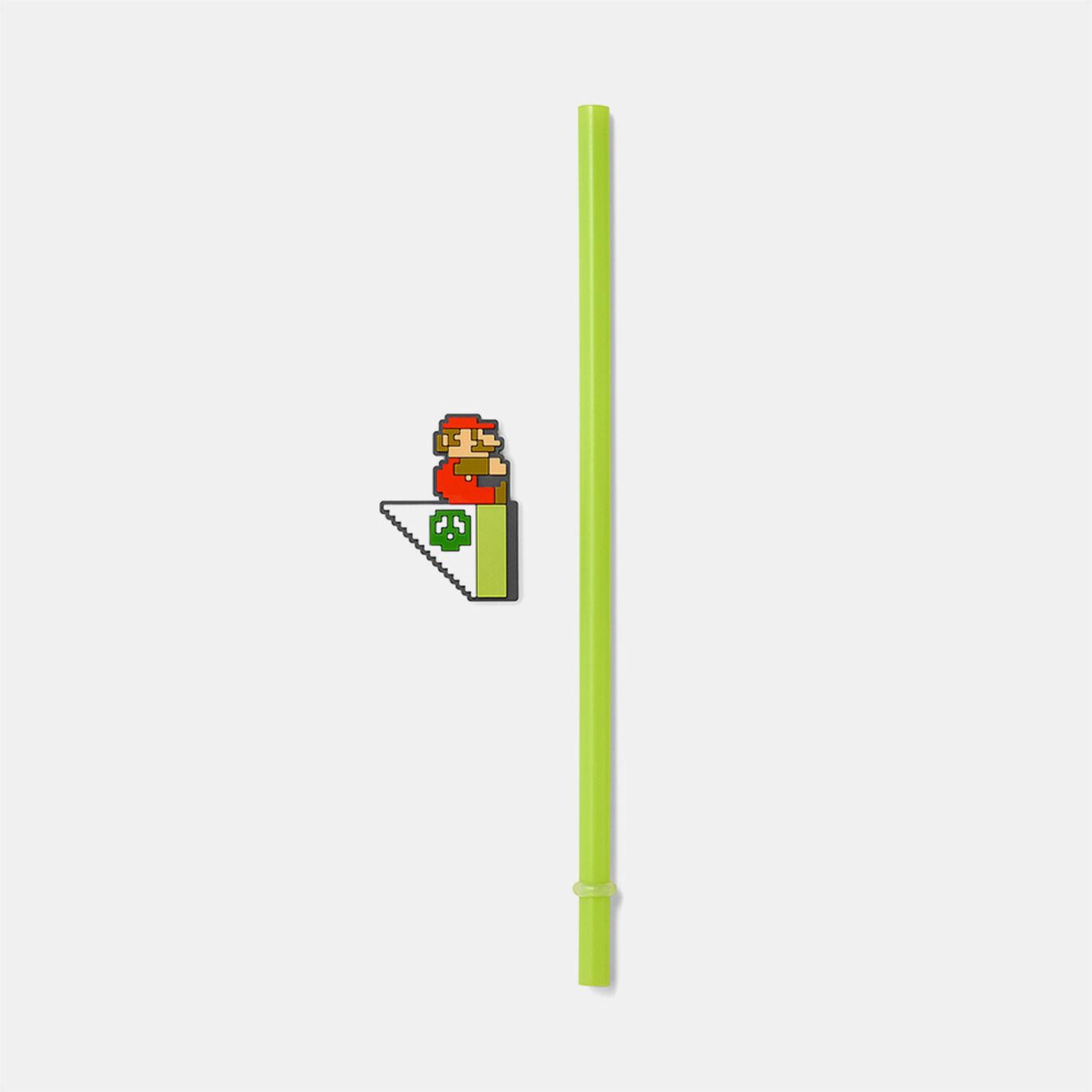スーパーマリオ ホーム&パーティ ストロータンブラー(水中コース)