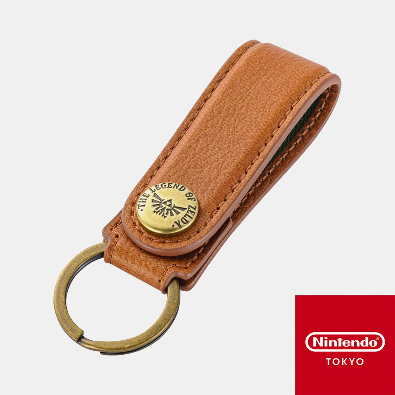 【新商品】ストラップキーホルダー ゼルダの伝説【Nintendo TOKYO取り扱い商品】