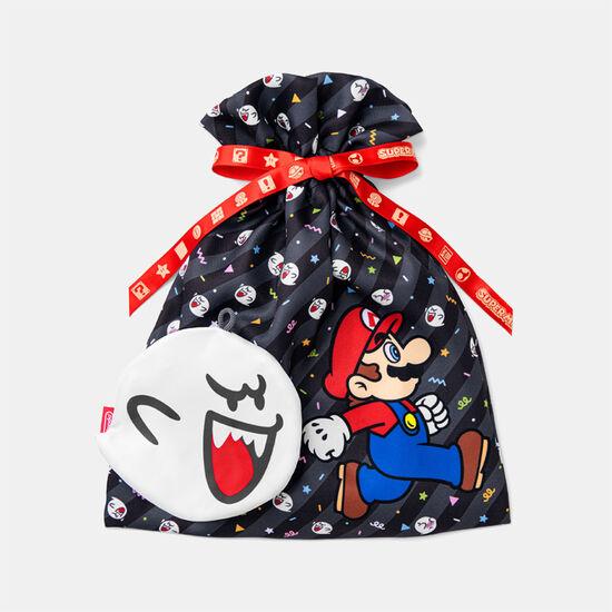 【新商品】スーパーマリオ ホーム&パーティ 2WAYラッピングバッグミニ(テレサ)