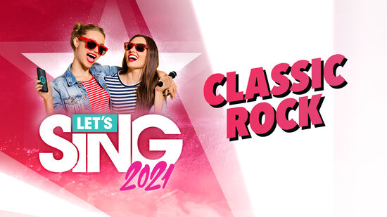 レッツシング2021 - Classic Rock Song Pack