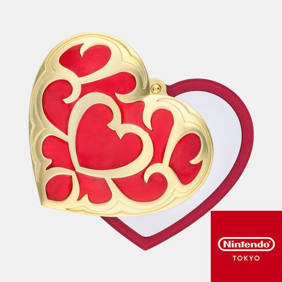 スライドミラー ハートの器 ゼルダの伝説【Nintendo TOKYO取り扱い商品】