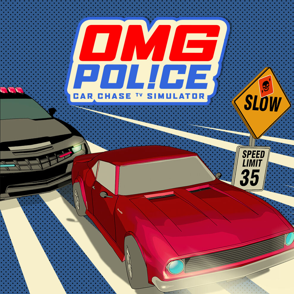 OMG Police - Car Chase TV Simulator | オムグポリス