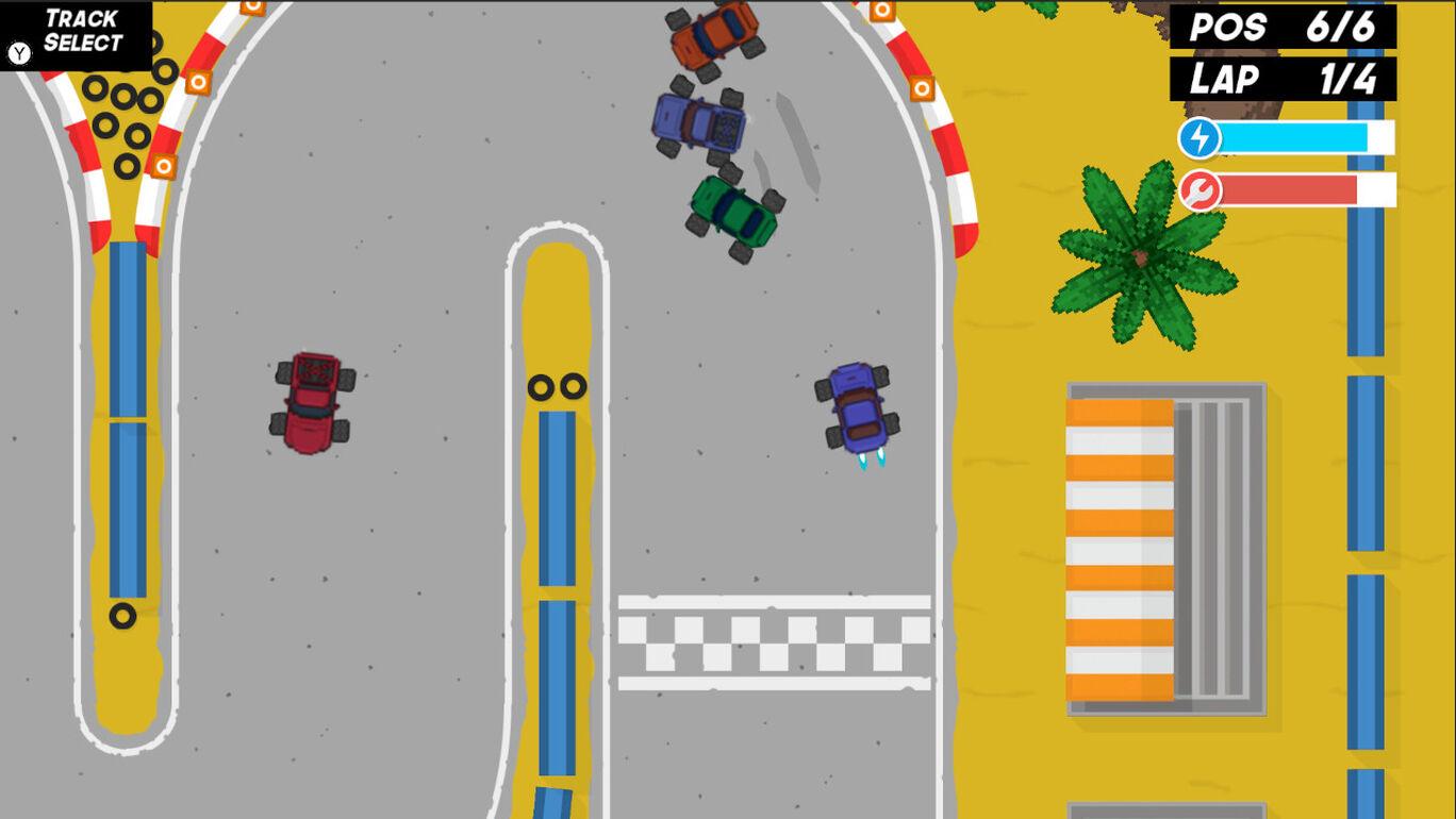 Top Down Racer (トップダウンレーサー)