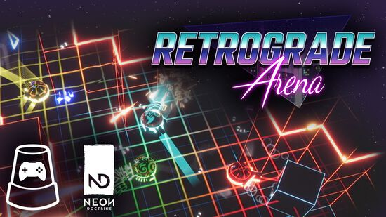 Retrograde Arena - Supporter Pack