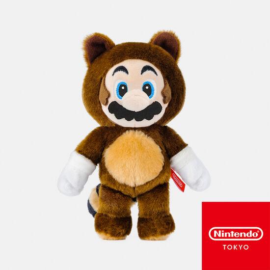 マスコット スーパーマリオ パワーアップ A【Nintendo TOKYO取り扱い商品】