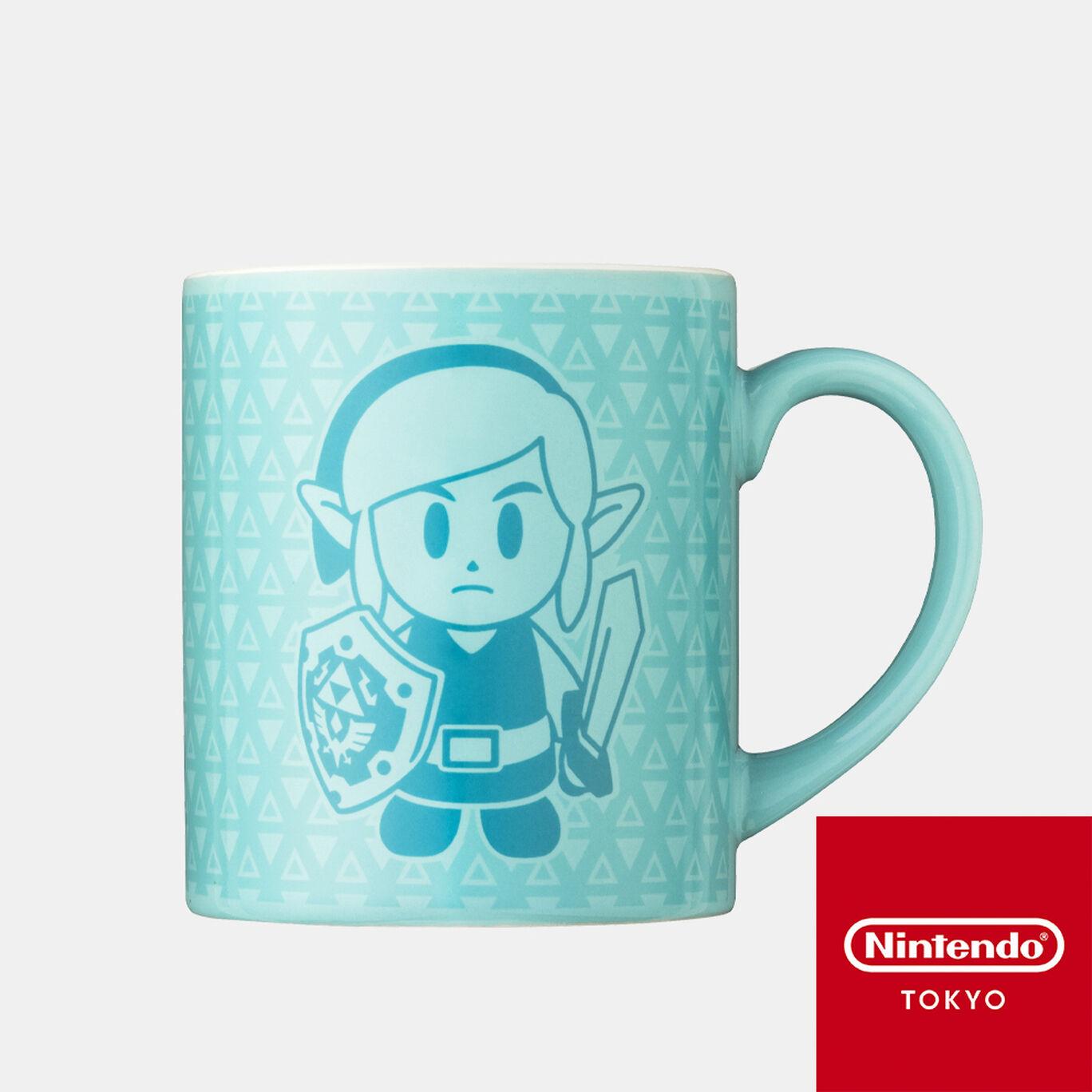 マグカップ ゼルダの伝説 夢をみる島【Nintendo TOKYO取り扱い商品】