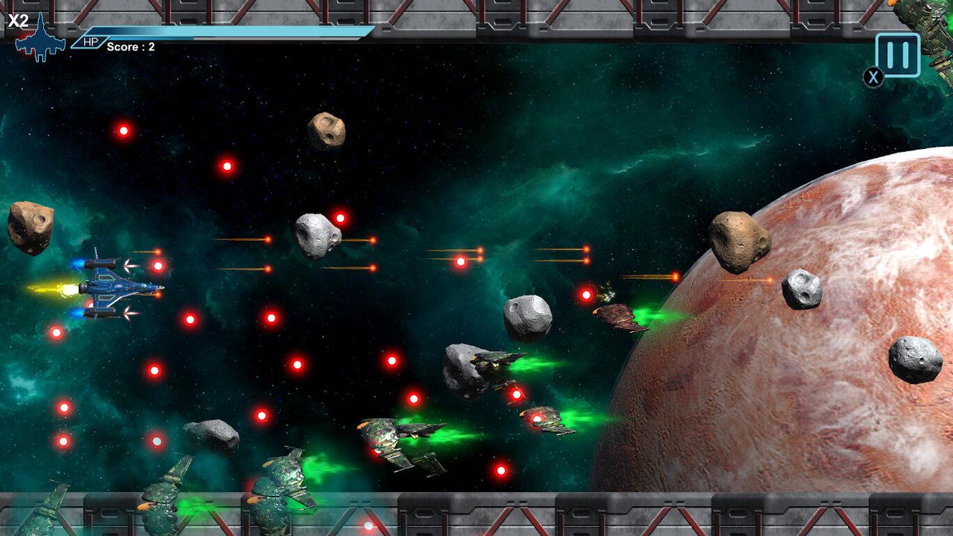 Galactic Invasion