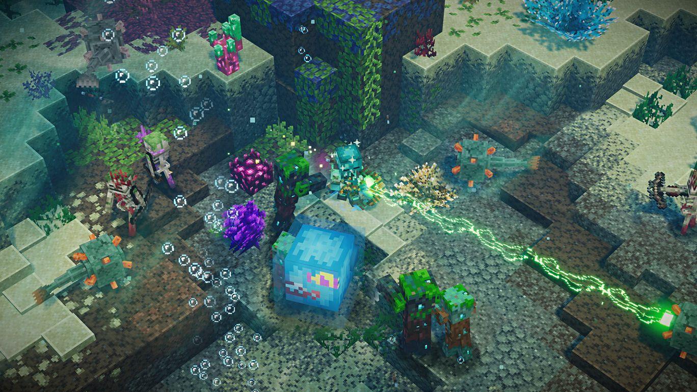 Minecraft Dungeons: アルティメット エディション