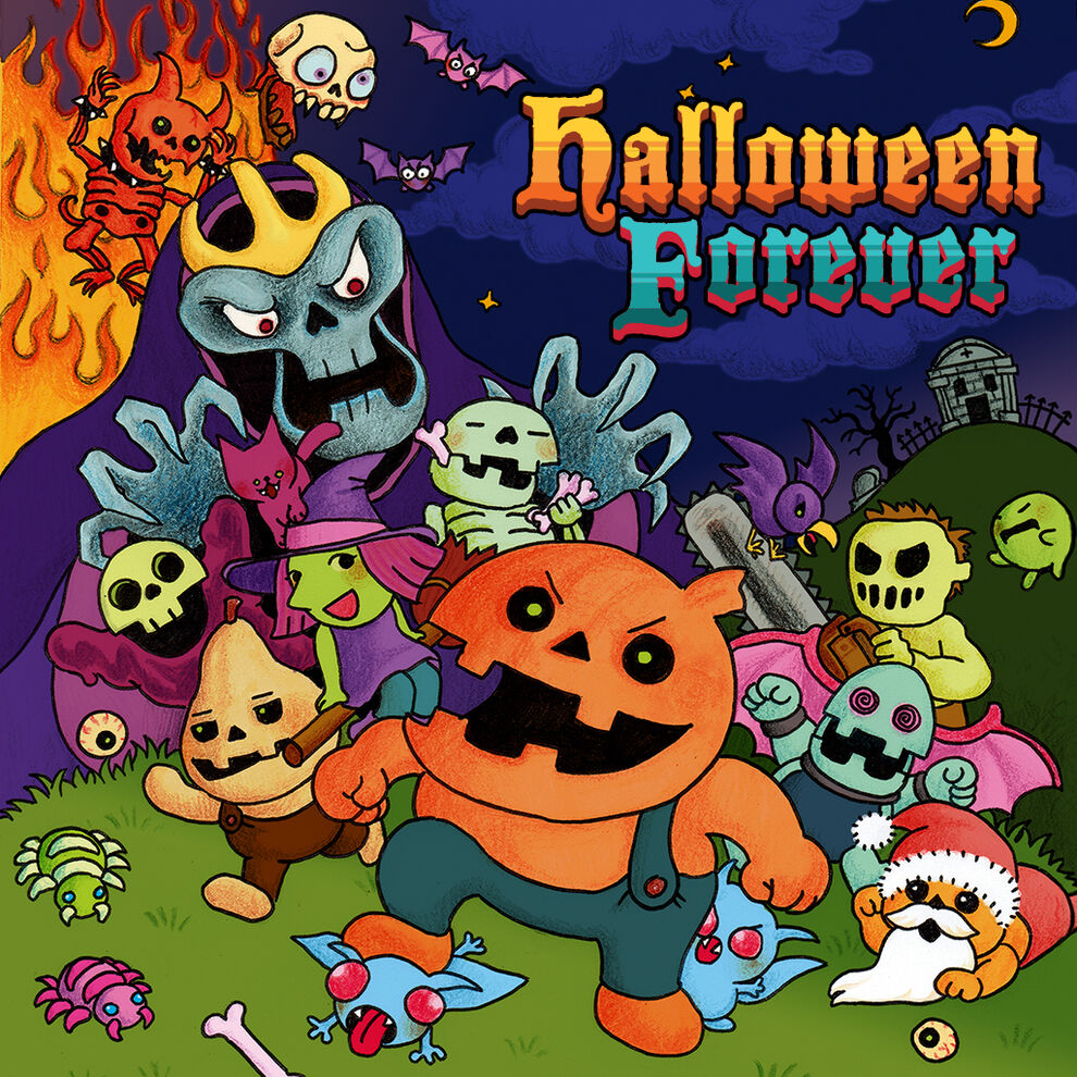 Halloween Forever