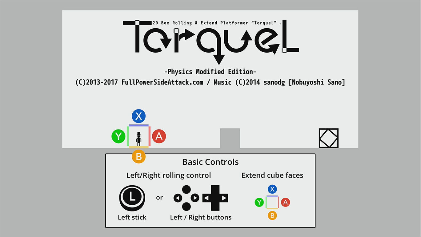 トルクル(TorqueL) 物理調整版