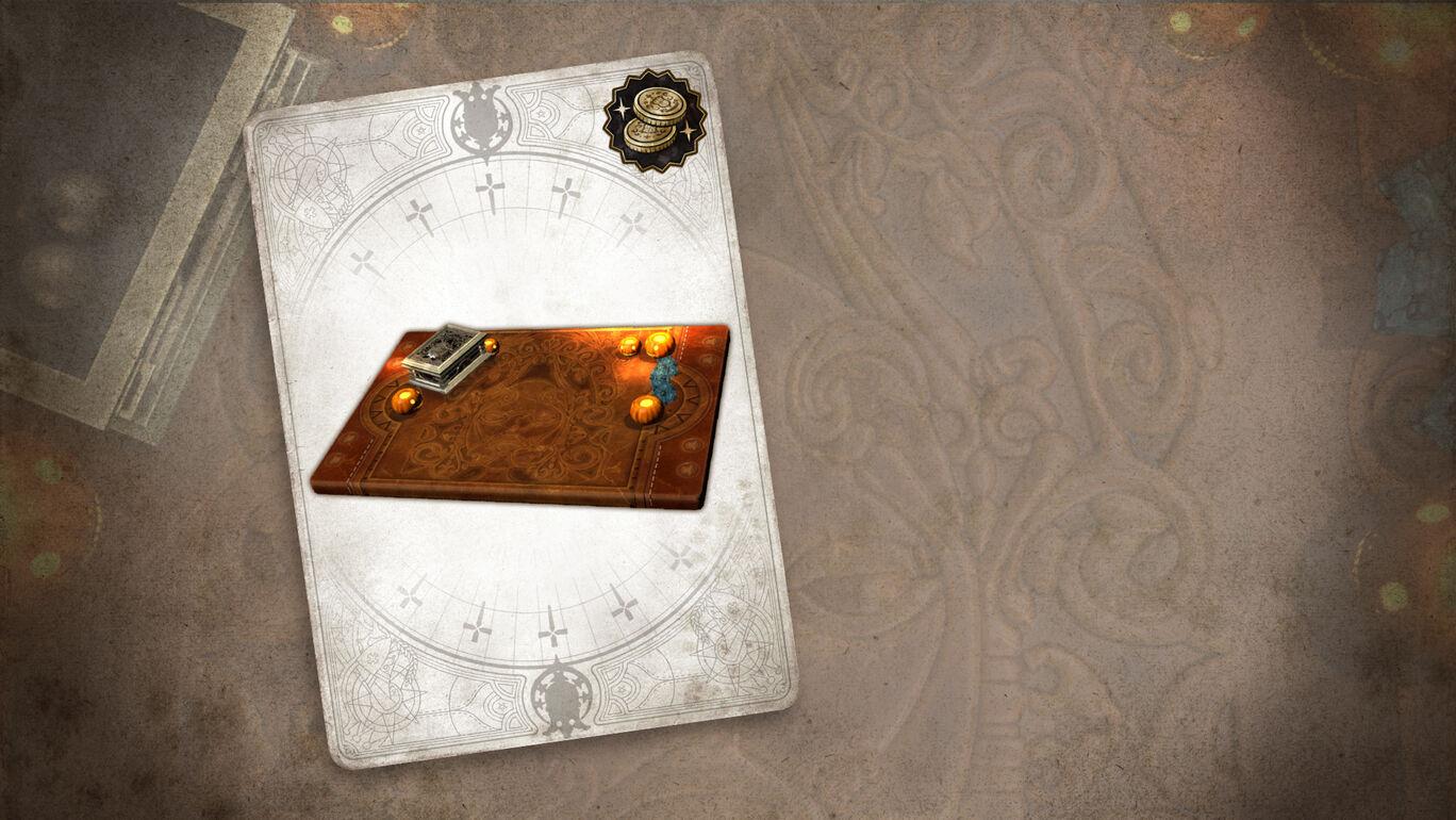 Voice of Cards ドラゴンの島 白の書のボード