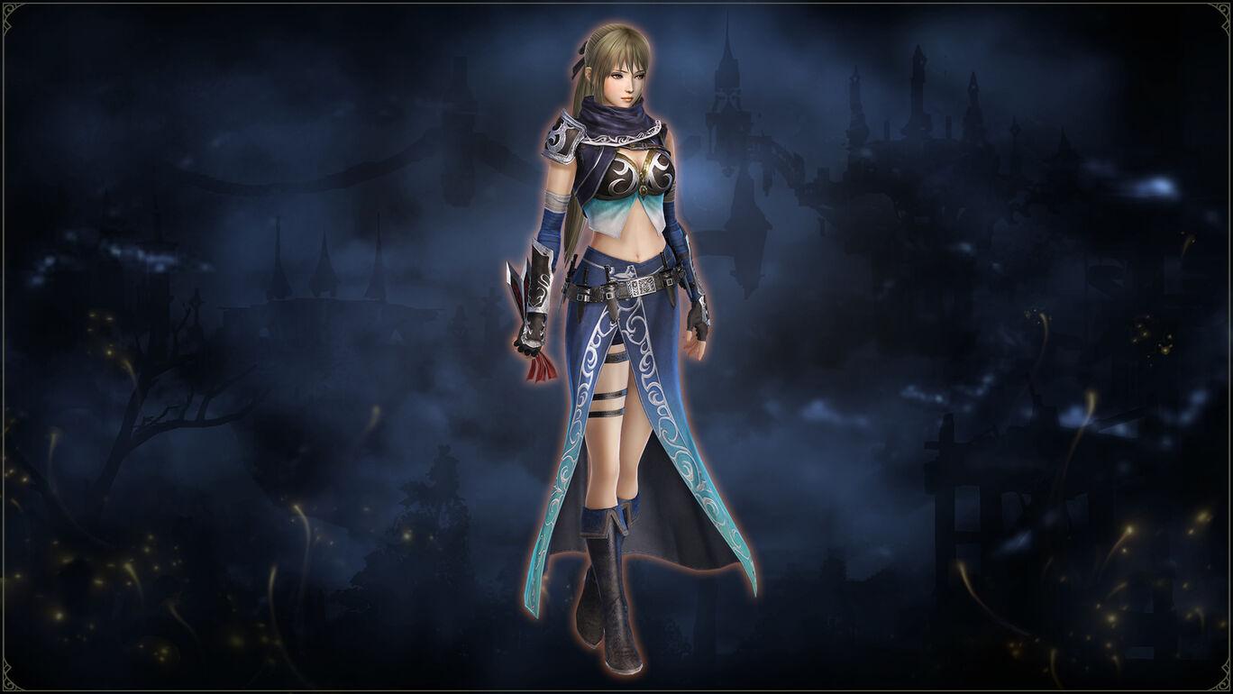 特別衣装「王元姫」